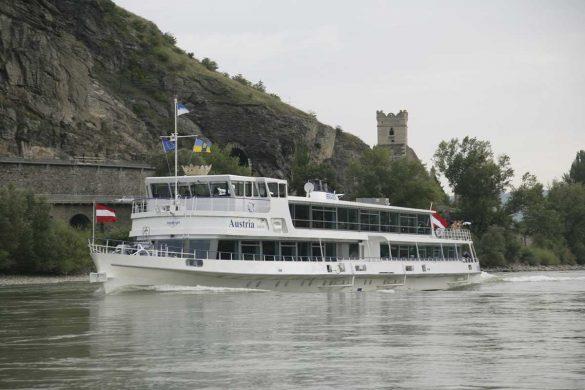 Brandner Schifffahrt MS Austria