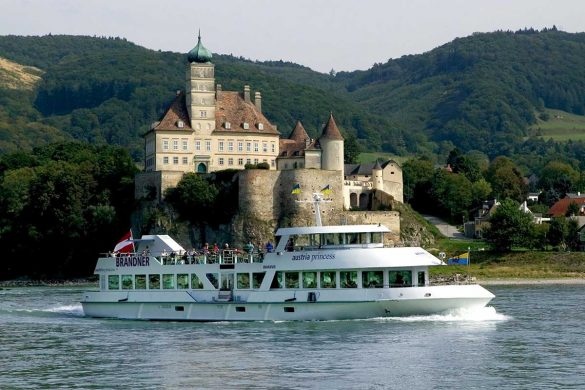 Schifffahrt in der Wachau