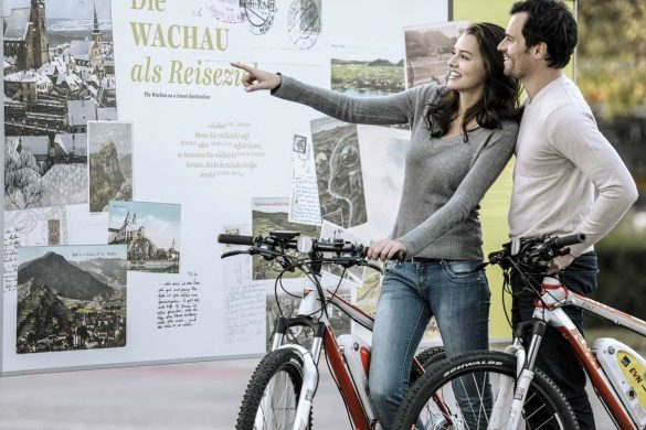 Radfahren-Wachau-(Donau-NOE)