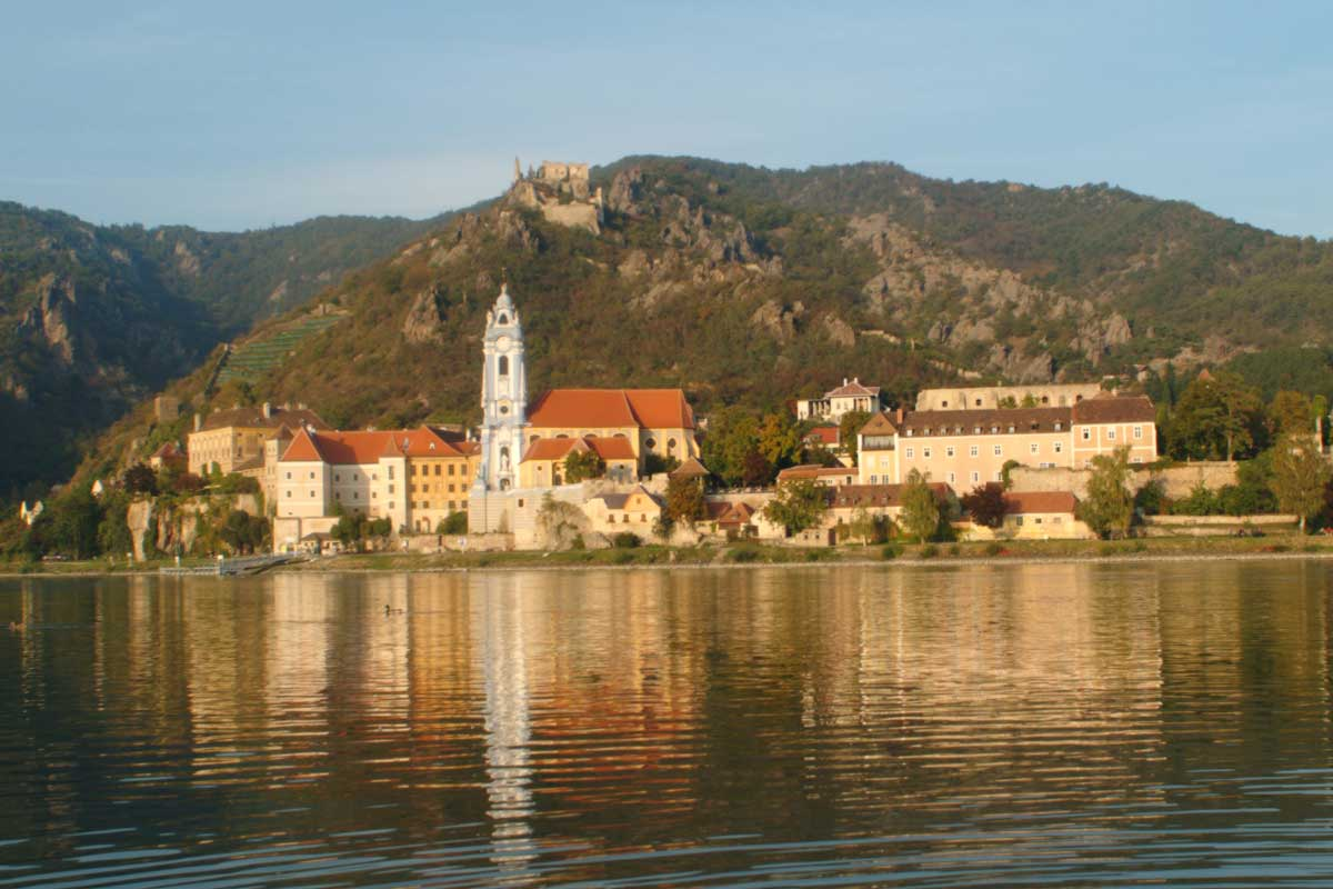Wachau Karte Donau.Welche Orte Gehören Zur Wachau Wachau Blog Rund Um Urlaub In Der