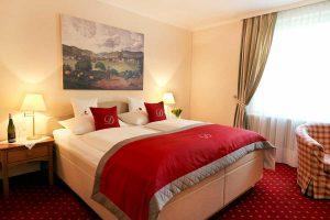 Zimmer des Hotel Donauhof in Weißenkirchen