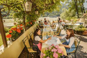 Das Restaurant Heinzle