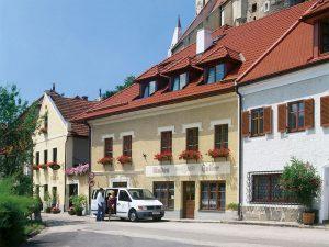 Die Pension Gästehaus Heller