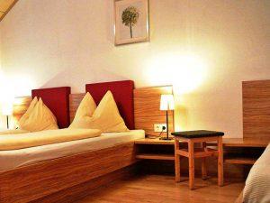 Zimmer im Pension Gästehaus HELLER