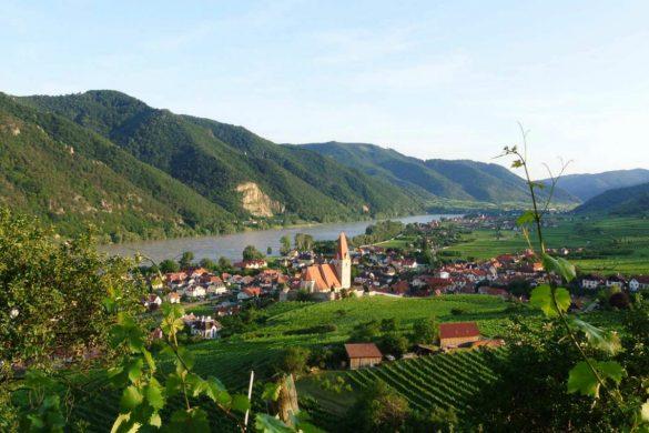 Weißenkirchen an der Donau in der Wachau