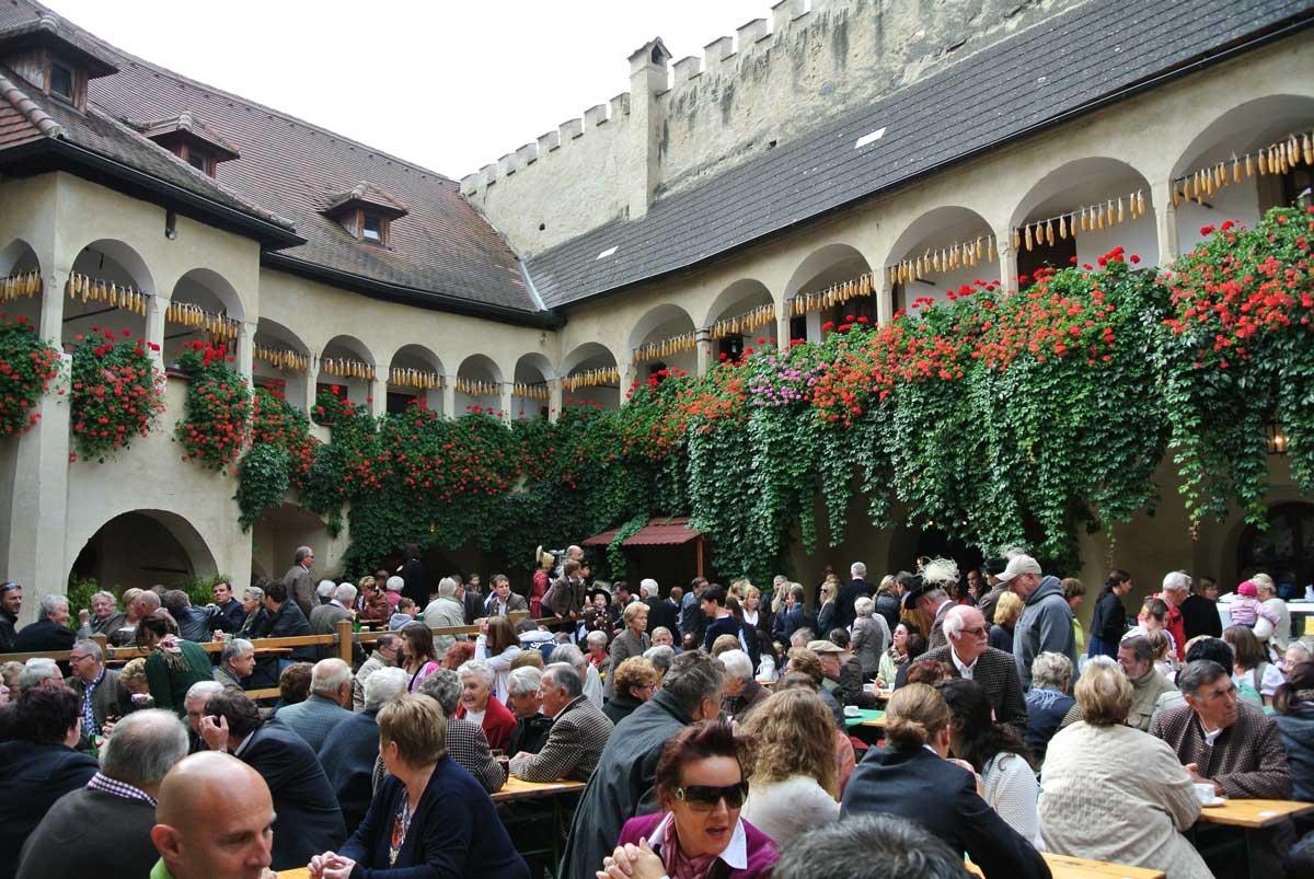 Erntedankfest Weißenkirchen