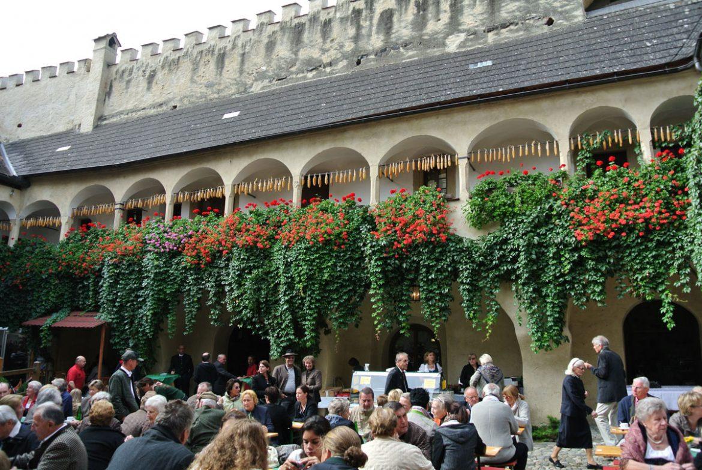 Teisenhoferhof, ein Schützenhof aus der Renaissance