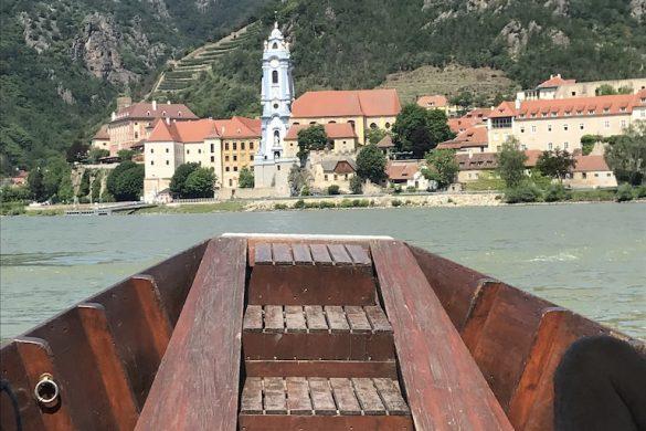 Bootsfähre Dürnstein - Rossatz