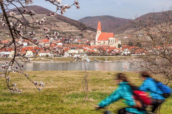 """""""Nextbike"""" – das öffentliche Fahrradverleihsystem in der Wachau"""
